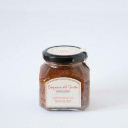 crema nera di pantelleria