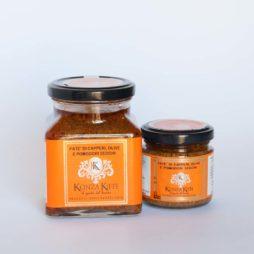 pate capperi olive e pomodori secchi