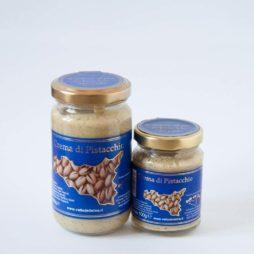 crema dolce di pistacchio